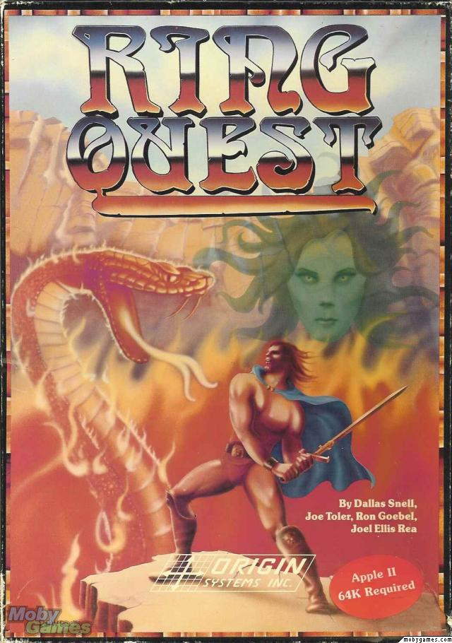Ring Quest Cover Art