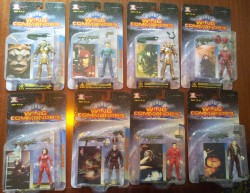 Wing Comander Action Figures
