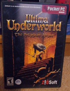 Ultima Underworld Pocket PC (Front)