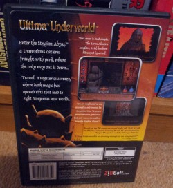 Ultima Underworld Pocket PC (Back)