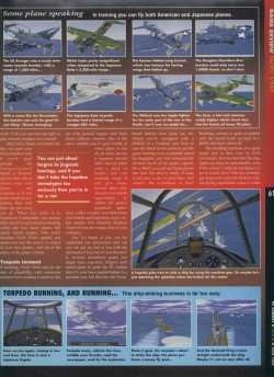 Pacific Strike PC Format Review - Page 2