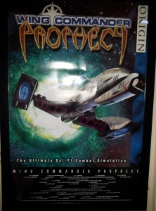 Wing Commander Prophecy - Movie Style Poster
