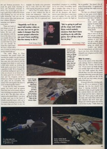 Wing Commander 3 Preview Part 2 - PC Format Page 2