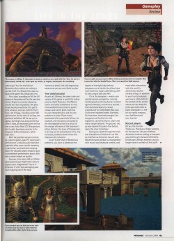 PC Format Ultima 9 Review - Page 2