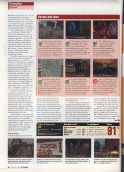 PC Format Ultima 9 Review - Page 3