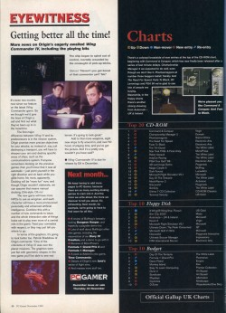 Wing Commander 4 Eyewitness - PC Gamer
