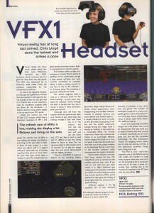 VFX1 Review - PC Answers