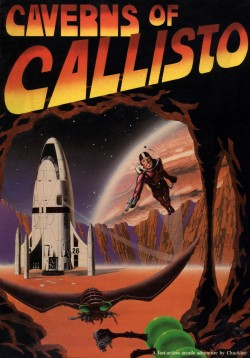 Caverns Of Callisto
