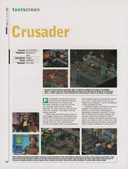 Edge Crusader Review - Page 1
