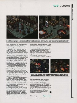 Edge Crusader Review - Page 2