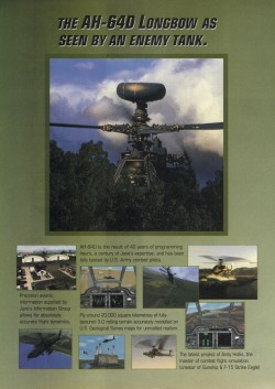 AH-64D Longbow 2 Page Ad - Page 1