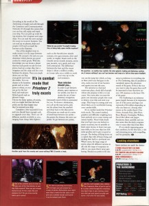 PC Format Privateer 2 Review - Page 2