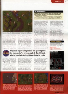 Ultima Online Review - PC Format (Page 2)