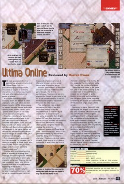 Ultima Online Review - PC Home