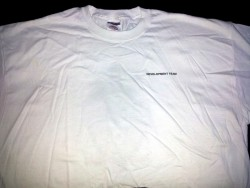 Ultima Online 2 Developers T Shirt - Front
