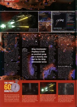 Wing Commander Prophecy Review - PC Format (Page 3)