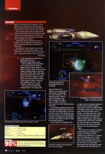 Wing Commander Prophecy Review - PC Home (Page 3)