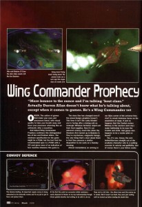 Wing Commander Prophecy Review - PC Home (Page 1)