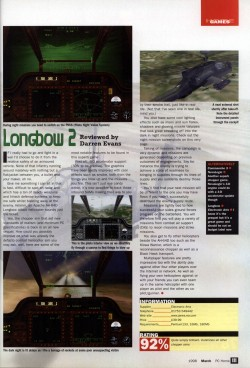 Longbow 2 Review - PC Home