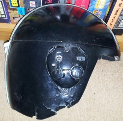 Crusader No Regret Helmet - Right
