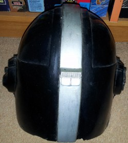 Crusader No Regret Helmet - Back