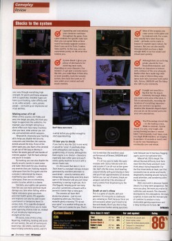 PC Format - System Shock 2 Review (Page 3)