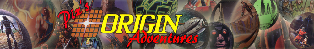 Pix's Origin Adventures